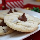 Chocolate-Chip-Sugar-Kiss-Cookies