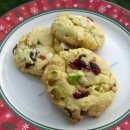Cranberry-Pistachio-Christmas-Cookies
