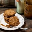 Salted-Oatmeal-Cookies