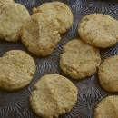 Nashville Cornmeal Cookies