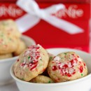 Vegan-Shortbread-Cookies-with-Crushed-Candy-Cane-cookies