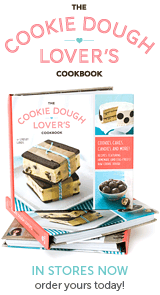 The Cookie Dough Lover's Cookbook, By Lindsay Landis
