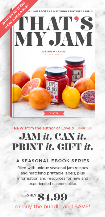 That's My Jam: Winter edition ebook