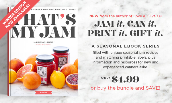 That's My Jam: Winter edition Now Available!