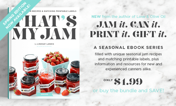 That's My Jam: Spring edition Now Available!