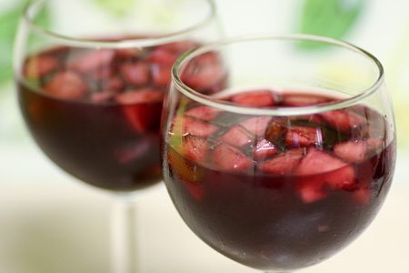 Red Wine Sangria Love And Olive Oil