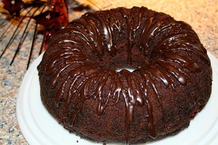 Featherlight Chocolate Cake