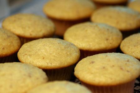 Vegan Almond Cupcakes