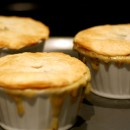 Ramekin Turkey Pot Pies