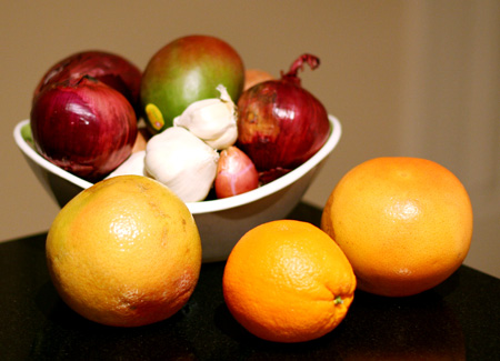 The Fruit Bowl Overfloweth.