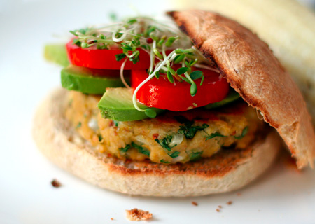 Ultimate Veggie Burger