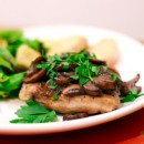Almost Chicken Marsala