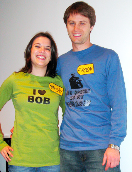 Our Halloween Costumes - Price is Right Contestants