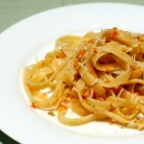 Linguine with Pesto Trapanese