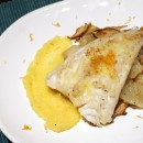 Halibut with Grapefruit Beurre Blanc