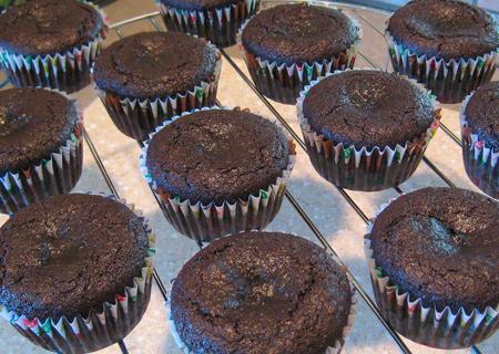 Baking Cupcakes at High Altitude