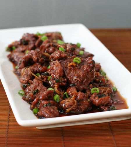 Mongolian Beef | Love and Olive Oil