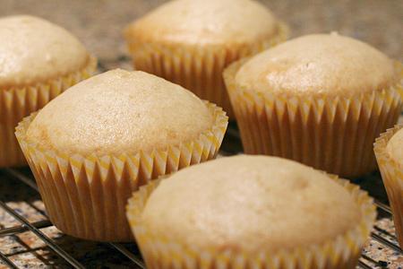 Lemon Cupcakes High Altitude Adjustments