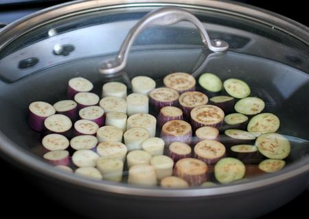 Eggplant Cooking