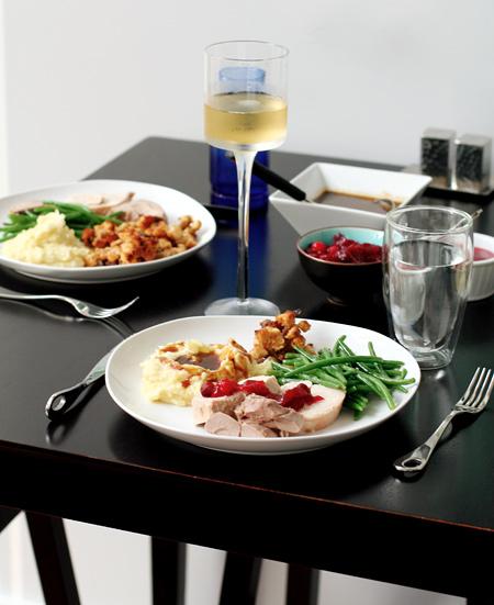Thanksgiving Dinner 2009