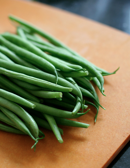 ... lemon butter and fresh herbs french green beans with butter and herbs