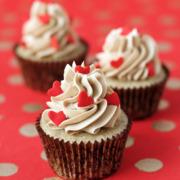 Hazlenut Cappucino Cupcakes