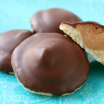 Homemade Girlscout Tagalong Cookies