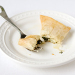 Spanakopita with Swiss Chard and Homemade Ricotta