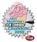Miss Martha's Ice Cream Crankin