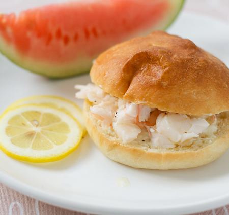 Lobster Rolls and Homemade Brioche Buns