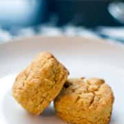 Sweet Potato Buttermilk Biscuits