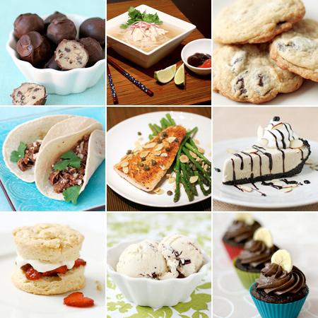Best Recipes of 2010