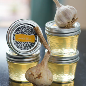 Roasted Garlic Jelly