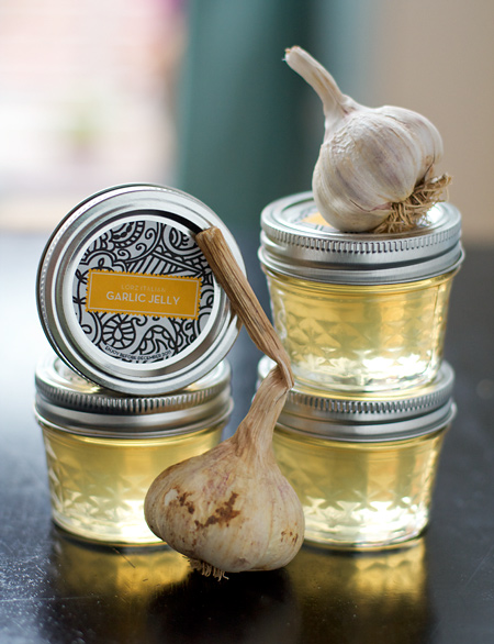 Roasted Garlic Jelly