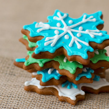 Holiday Gingerbread Cookie Recipe