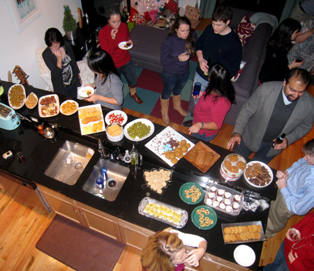 Food Blogger Holiday Shindig