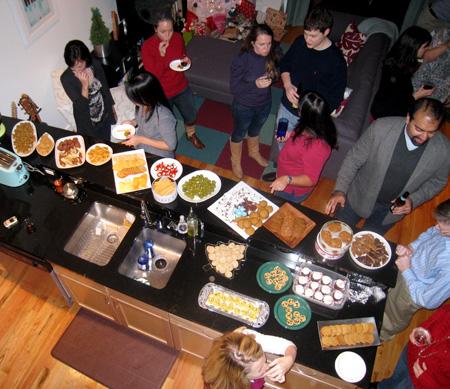 Food Blogger Holiday Shindig