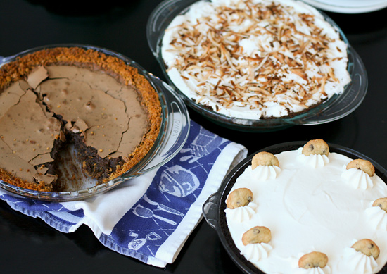 Food Blogger Pie Party