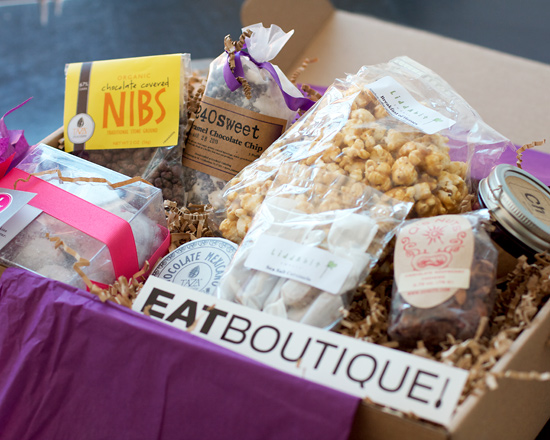 Eat Boutique Gourmet Foodie Gift Box