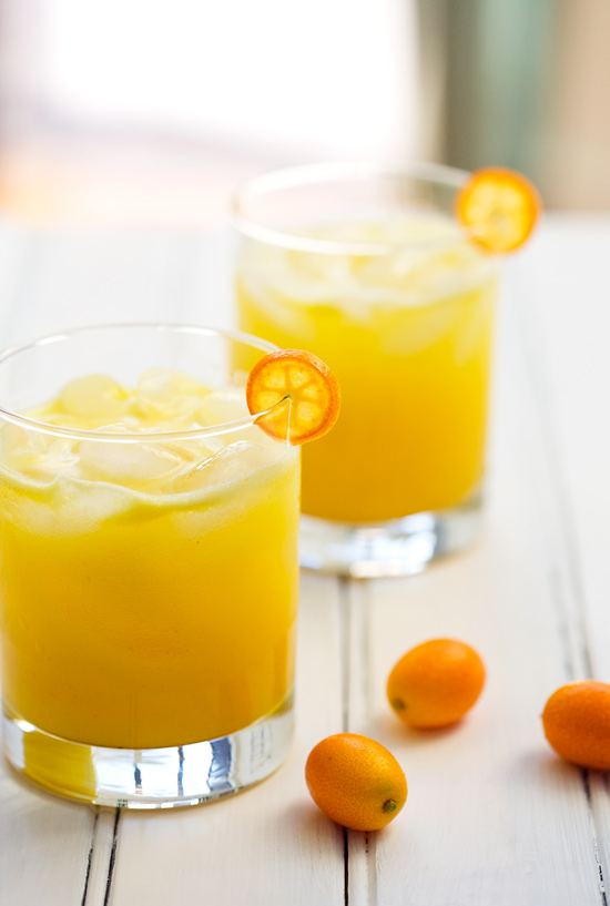 Kumquat Margarita Recipe