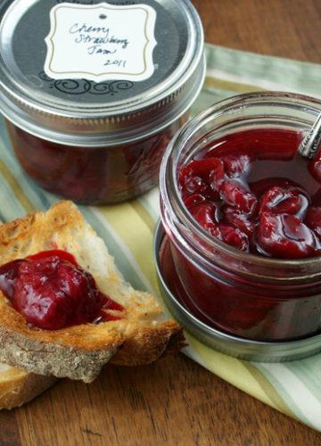 Cherry Strawberry Jam