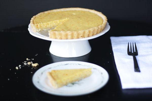 Kumquat Tart Recipe — Dishmaps