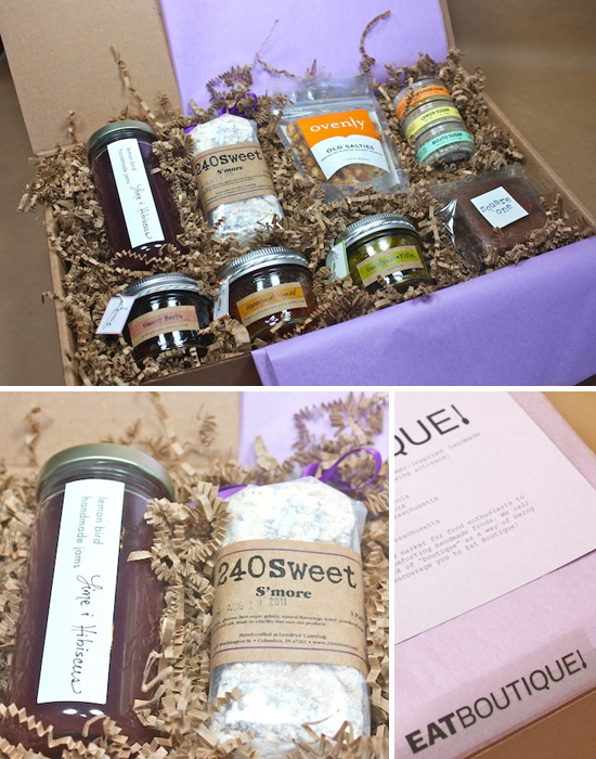 Eat Boutique Summer Gift Box
