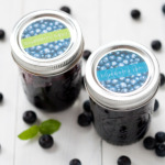 Blueberry Basil Jam