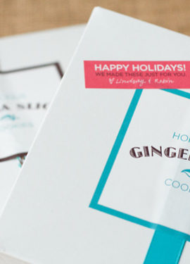 Tips for Packaging and Shipping Holiday Cookies
