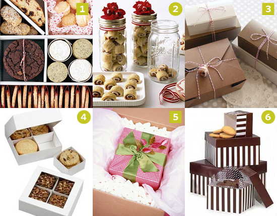 Christmas Cookie Packaging Ideas