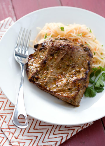 Spicy Thai Steak