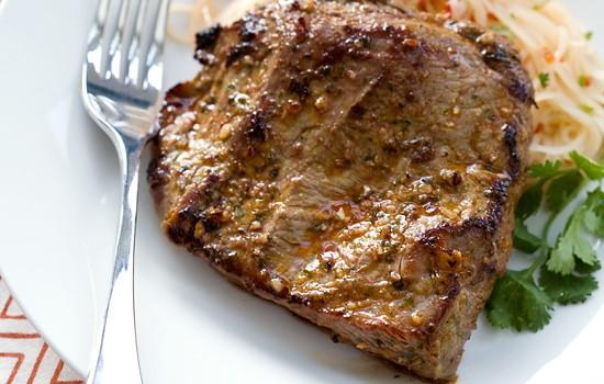 Spicy Thai Steak