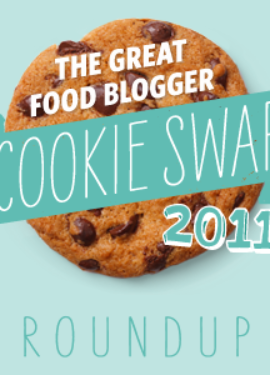 The Great Food Blogger Cookie Swap: Recipe Roundup Part 1