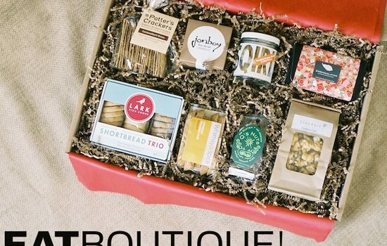 Eat Boutique Holiday Gift Box GIVEAWAY